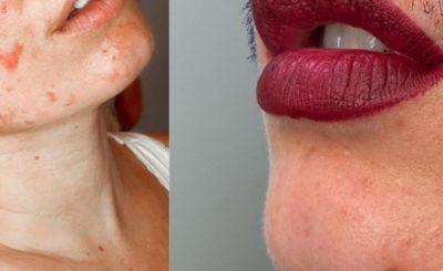 """Joanna Kenny to kosmetyczka, która zdecydowała się na odważny na Instagramie krok po tym jak zaczęto na nią wołać """"kobieta z wąsami""""."""