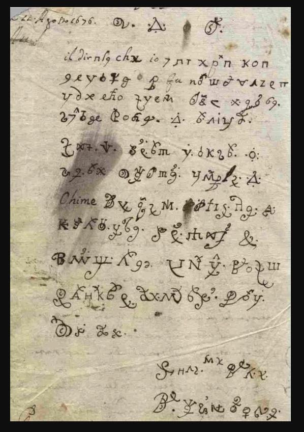 List jaki napisała opętana zakonnica