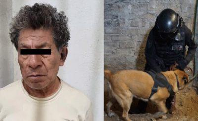 Seryjny morderca-kanibal został zatrzymany po tym jak policjanci przez przypadek odkryli w jego domu szczątki leżące na stole