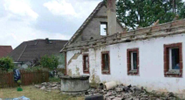 Pewna mieszkanka Goleniowa wykonywała remont starego domu, nagle w ścianie robotnicy odnaleźli coś niesamowitego: