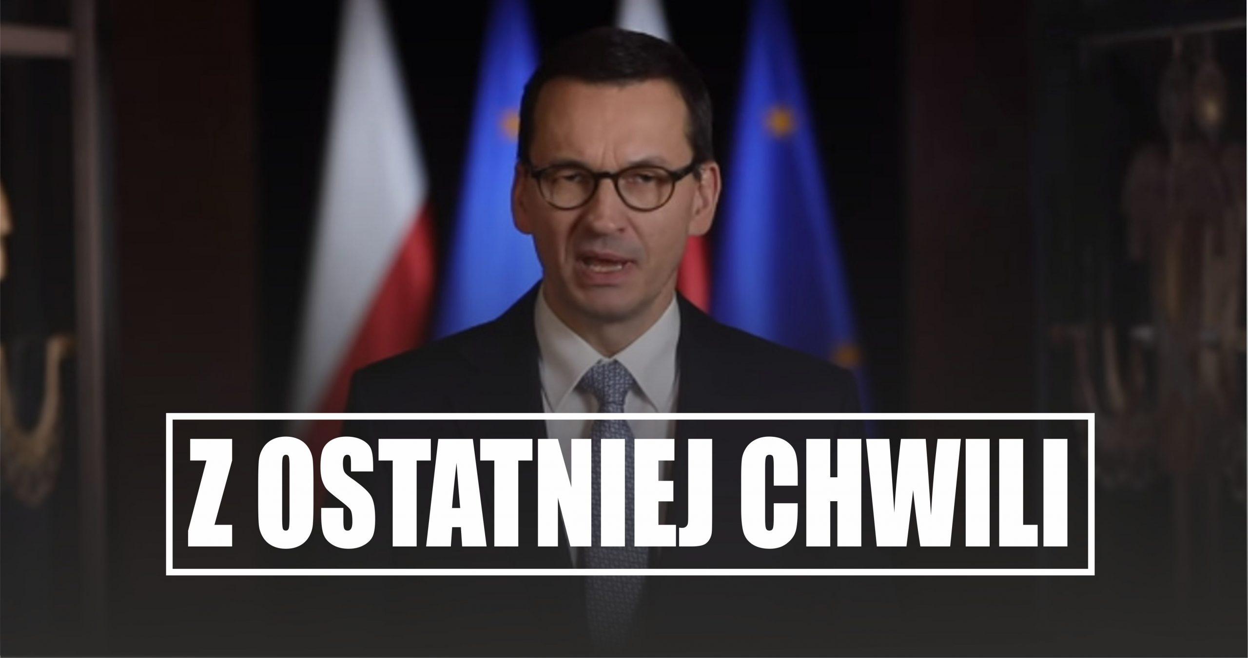 Podczas konferencji z udziałem Mateusz Morawieckiego i ministra Adama Niedzielskiego powiedzieli czy czeka nas kolejny lockdown na jesień?