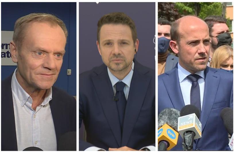 Po spotkaniu do jakiego doszło pomiędzy liderami Platformy Obywatelskiej wybuchł kolejny skandal. Tusk, Budka i Trzaskowski nie dogadali się