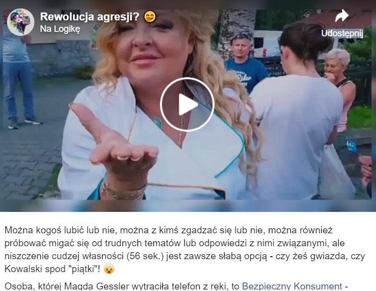 """Magda Gessler podczas kręcenia kolejnego odcinka programu """"Kuchenne Rewolucje"""" została nagrana, a na jaw wyszedł skandal"""