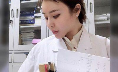 30-letnia dr Yuan Herong z Chin jakiś czas temu postanowiła zbudować trochę siły i wzmocnić swoje ciało. Najpierw udała się na jogę i pilates
