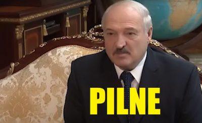Rosyjskie wojska w gotowości już są na Białorusi, tymczasem Ministerstwo Obrony Narodowej spodziewa się niebezpiecznej prowokacji